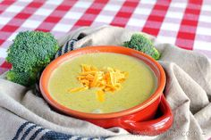 Broccoli Cheddar, What Could Be Better? Broccoli cheddar soup has always been one of our favorite dishes at Panera. It's offered at countless restaurants but Panera just does it right. When we first started keto, we assumed broccoli cheddar soups everywhere were safe- what could be wrong with broccoli and cheddar together? Unfortunately, that