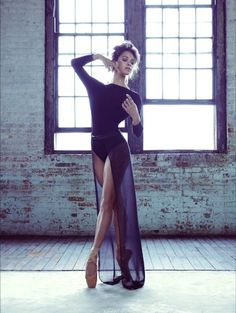 The truly inspiring Misty Copeland