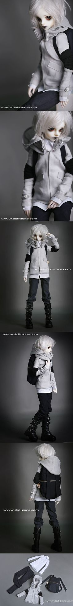 BJD Carte-1 Boy 45cm Ball-jointed Doll_44~45CM DOLLS_DOLLZONE_DOLL_Ball Jointed Dolls (BJD) company-Legenddoll