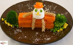 Fun, healthy, creative food for kids big and small