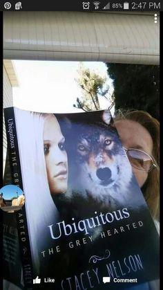 Outdoor reading.  #WhoIsReadingUbiquitousNow, #Hallowedmoon.webs.com, #thefamilythatreadstogether, #SoYouWannaBuyABook