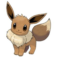 Eevee is one of my favorite normal Pokèmon from Kanto.