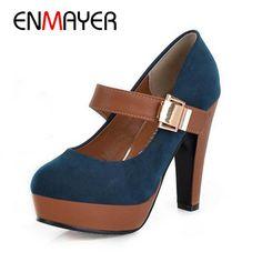 bd1371fe4c50 Women Pumps Woman High Heel Shoes Casual Lady Pumps Women... https
