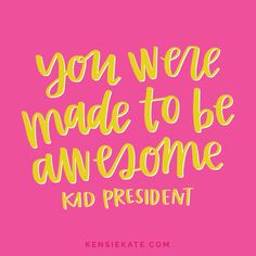 9 Kid President Quotes You Need in Your Life - Inspirational Quotes for Kids & Teens - Educational Activities Motivational Quotes For Kids, Inspirational Quotes For Students, Daily Quotes, Happy Quotes For Kids, Quotes For The Classroom, Fun Quotes For Kids, Positive Classroom Quotes, Positive Quotes For Life Encouragement, Positive Quotes For Life Happiness
