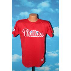 Philadelphia Phillies Majestic Mesh Jersey Medium Vintage 1990s