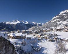 Aussois,Saboya : la station de ski de cette fin de saison !
