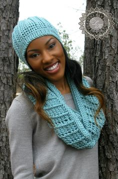 Country Appeal Beanie Free Crochet Pattern