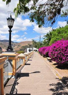 La Leona Park.  Tegucigalpa, HONDURAS