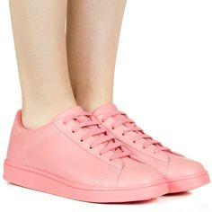 Tênis rosa candy monocolor