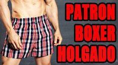 Continuando con los patrones para ropa interior masculina, en ésta oportunidad les enseño cómo trazar un boxer de corte clásico. A diferencia del anterior, éste incluye el trazado completo y se caracteriza por ser mucho más holgado y incluir la clásica abertura frontal.