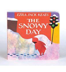 The Snowy Day - Board Book
