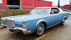 1969 Lincoln Continental Mark III The material which I can produce is suitable…