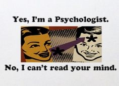 Is anyone here studying clinical psychology?