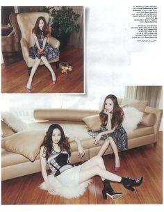 JungSis pls #JessicaJung #Woorissica