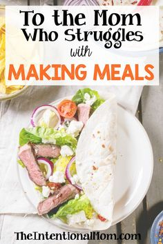 This is dedicated to the mom who is struggling to put a meal on the table. Is…