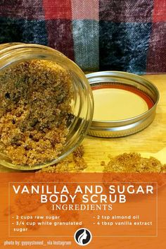 These homemade DIY body scrubs are really beneficial for the skin as they make the skin soft and smooth.