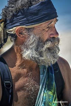 The man and the beach. South America, The Man, Brazil, Captain Hat, Portraits, Beach, Rio De Janeiro, The Beach, Head Shots