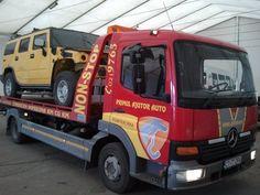 Non Stop, Romania, Videos, Trucks, Vehicles, Photos, Truck, Rolling Stock, Vehicle