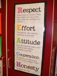 REACH for Success! An acronym to recite with your Whole Brain Teaching rules. Using this even though I'm not using the Whole Brain Teaching stuff. Makes rules easier to remember, and I think its pretty straightforward. Classroom Setting, Classroom Setup, Future Classroom, School Classroom, Classroom Projects, Classroom Environment, Classroom Displays, Music Classroom, Classroom Activities