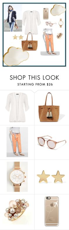 """""""Untitled #251"""" by arijana-cehic ❤ liked on Polyvore featuring WearAll, Loeffler Randall, Violeta by Mango, GUESS, Olivia Burton, Jennifer Meyer Jewelry, Mimí, Casetify and Altreforme"""