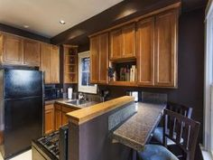 Small Kitchen idea - 456 South Pearl Street, Denver CO
