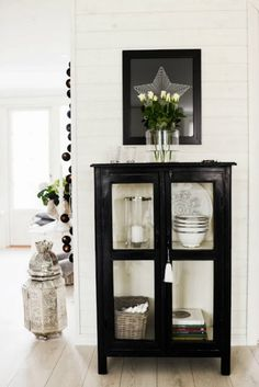 Decorate with lanterns