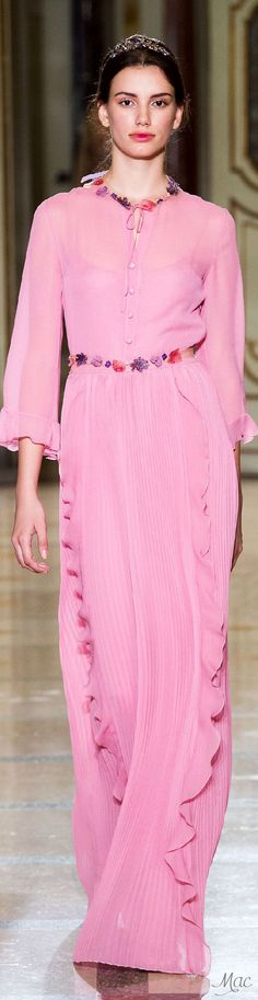 Spring 2016 Ready-to-Wear Luisa Beccaria: