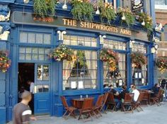 The Shipwrights Arms - London