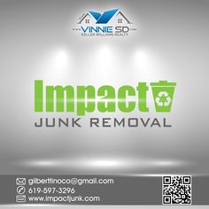 IMPACT Junk Removal Junk Removal, Keller Williams Realty, Sd, How To Remove