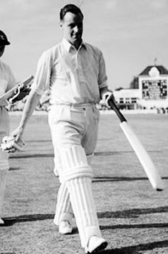 Peter May. Surrey and England