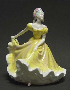 Royal Doulton Royal Doulton Figurine Ninette - No Box