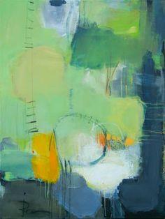 "Saatchi Art Artist Ira Ivanova; Painting, ""Spring Feeling"" #art"