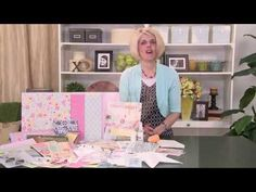 {Video} You Are Welcome Here! Learn more about the Close to My Heart Consultant Opportunity www.fancymelissa.com/join #ctmh #scrapbooks #craft #papercraft #homemade