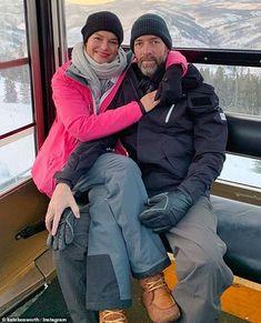 Kate Bosworth Husband, 36th Birthday, Vail Colorado, Celebs, Celebrities, Celebrity Couples, Winter Jackets, Street Style, Celebrity