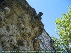 Viagem pela Arte II: Quinta da Regaleira – Um Mundo Fantástico - Palácio