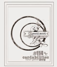 Cardabilities: If you find that this link is bad, or that the blog is no longer having challenges, please leave a comment.