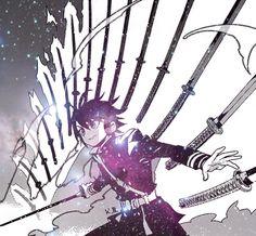 Yuuichirou (Yuu) Hyakuya ♡ | Owari no Seraph - Seraph of the End #Anime #Manga