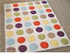 Un Telar en la Cocina: Tutoriales de colchas para bebé (Baby Quilts Tutorials)