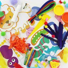Children's Craft Kits #craft #childrenscraft #crafting #kidscraft #craftkits #crafter    #Regram via @theworksstores #crafts