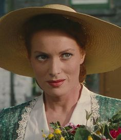 Irish actress Maureen O& tells stories about her time filming The Quiet Man with actor John Wayne and director John Ford. Old Hollywood Movies, Golden Age Of Hollywood, Hollywood Stars, Hollywood Actresses, Classic Hollywood, Actors & Actresses, The Quiet Man, Maureen O'hara, John Ford