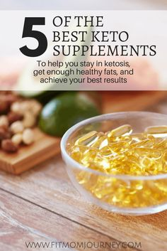 The best keto supplements can help you when your diet isn't perfect, when you're struggling to stay in ketosis, or need a little bit of help on your keto journey. Whole Food Recipes, Diet Recipes, Primal Recipes, Paleo Vegan Diet, Keto Supplements, Food Journal, Diet Meal Plans, Keto Meal, Meal Prep