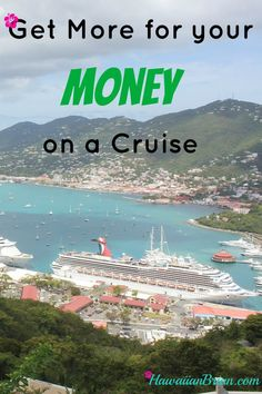 Cruising is the easiest vacation to plan in my opinion, and it's also one of the most rewarding. Let me show you how I get my money's worth on a cruise. #Cruise #Travel #Money #Travelblog