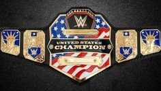 United States Title Match Confirmed For Clash Of Champions, Big Change To… Wwe United States Championship, Wwe Championship Belts, John Cena, Kids Police Car, Clash Of Champions, Wwe Belts, Wwe Tna, Thing 1, Royal Rumble
