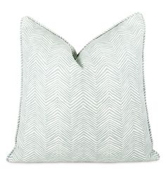 China Seas Bali Zig Zag Throw Pillow, $95