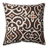 Found it at Wayfair - New Damask Polyester Throw Pillow