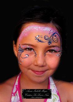 Maquillage Facile Pour Le Carnaval Maquiller Visage Dun Enfant picture
