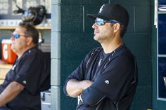 Heyman: Ventura expected to be out as White Sox manager = Sunday is expected to be Robin Ventura's final game as the manager of the Chicago White Sox, sources confirm to Today's Knuckleball. Bench coach Rick Renteria is expected to be named the new manager in a press.....
