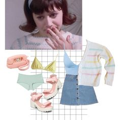"""""""daisy"""" by sadnpoor on Polyvore"""