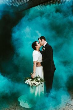 Smoke photography ideas - With the knowledge where to purchase smoke bombs for photography you won't ever be boring again. Smoke photography is extre. Wedding Poses, Wedding Portraits, Wedding Tips, Wedding Bride, Lesbian Wedding, Wedding Menu, Wedding Details, Lace Bride, Wedding Vintage