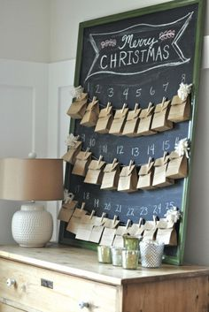 Top 40 Adorable Christmas Advent Calendar Ideas Christmas Celebrations